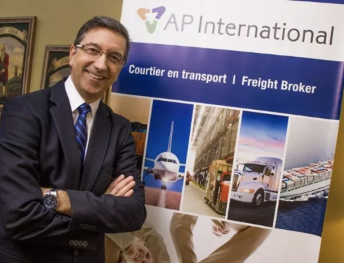 Interview: Richard Martel, CEO of AP International, freight broker